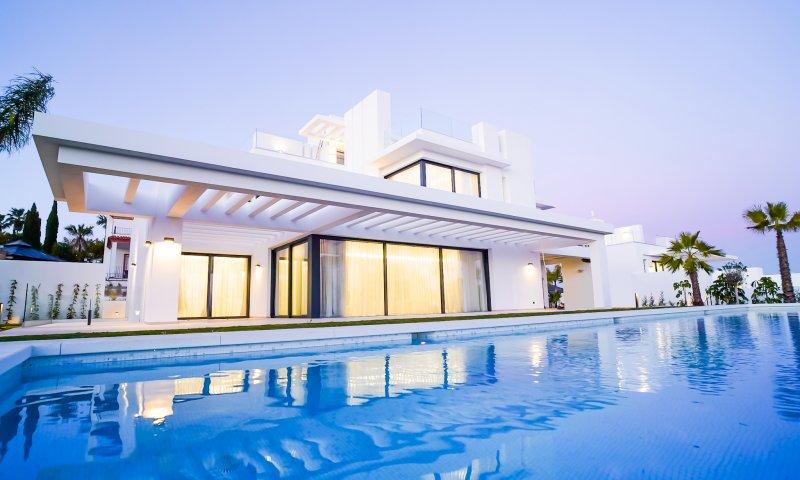 New Video! Newly Build Villa Los Flamingos 25