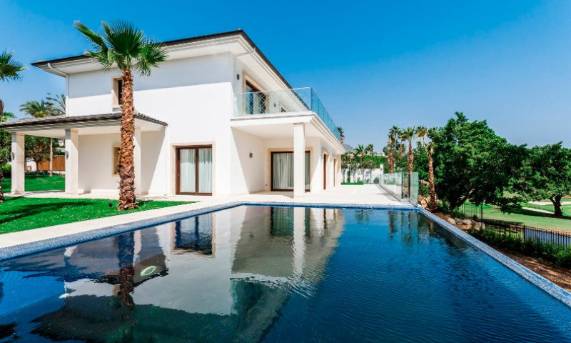 Fully furnished villa in Nueva Andalucia ready to move into!
