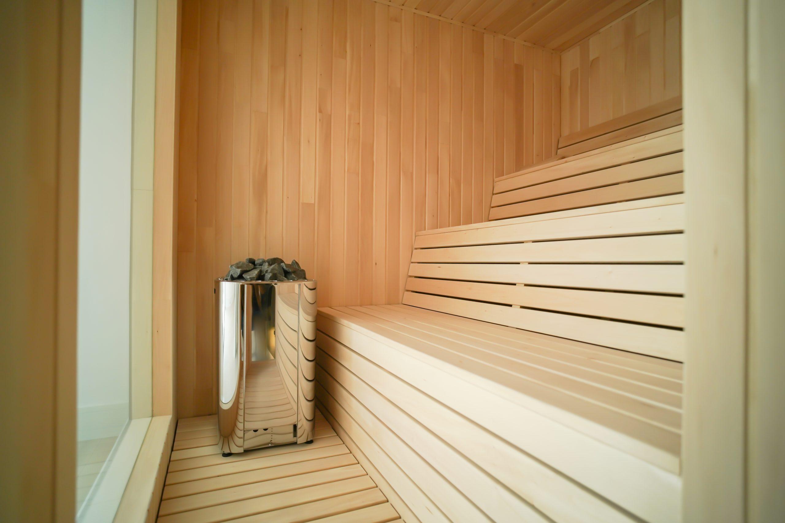 villa marbella with sauna